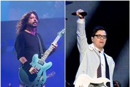 "Watch Foo Fighters and Rivers Cuomo Cover Kiss's ""Detroit Rock City"""