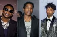 "A$AP Rocky, Gucci Mane, 21 Savage – ""Cocky"""