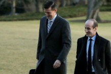 Rob Porter Resigns After Ex-Wife Accuses Him of Beating Her