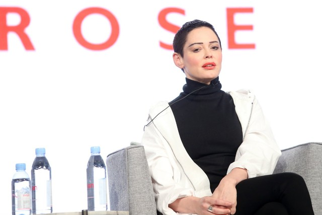 Rose McGowan Fears Assassination, Believes Harvey Weinstein Is After Her