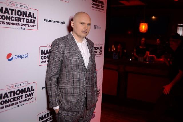 Billy Corgan Unveils New Smashing Pumpkins Song Titles