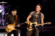 E Street Band Member Nils Lofgren's Guitars Stolen in Dallas