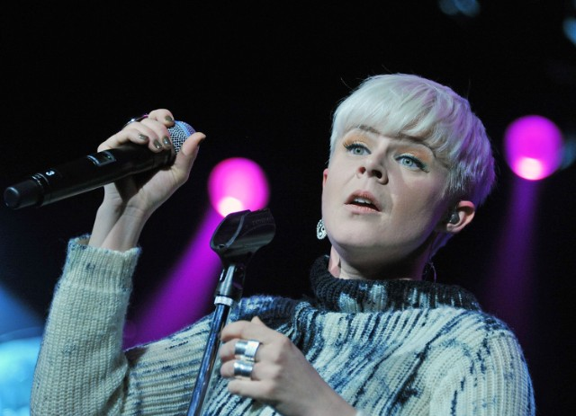 Robyn In Concert