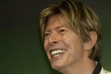 Singer David Bowie