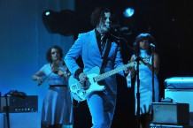 Jack White Performs For The