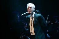 Watch David Byrne Perform &#8220;Everybody's Coming to My House&#8221; Live on <i>Colbert</i>