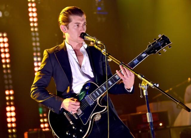 Arctic Monkeys For iHeartRadio Live