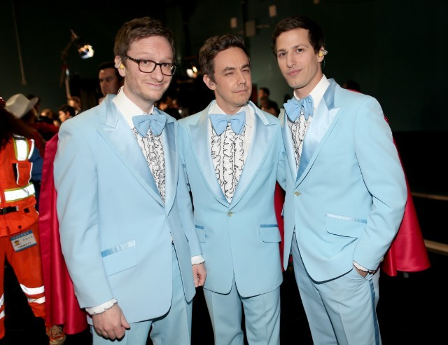 The Lonely Island's scrapped Oscars song honors movies that never win