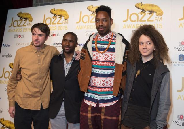 Jazz FM Awards - Red Carpet Arrivals