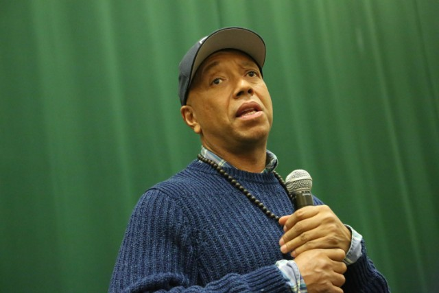 Woman Sues Russell Simmons For $10M Over Another Alleged Rape