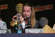 Macaulay Culkin Says He Lost His Virginity While Listening to the Beatles' White Album