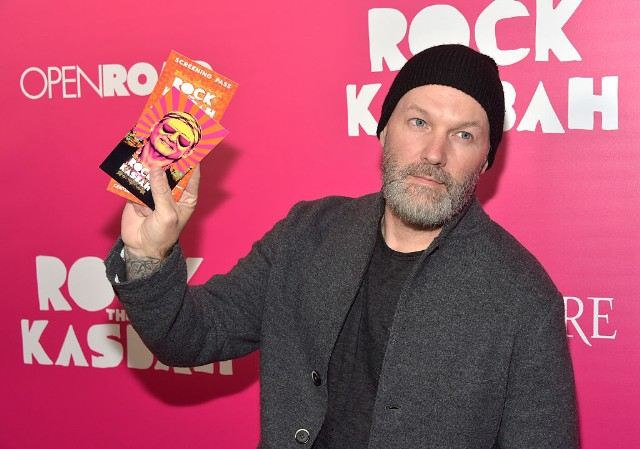 Limp Bizkit's Fred Durst Is Directing A Thriller Film Starring John Travolta