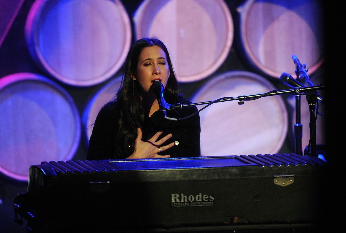 Vanessa Carlton In Concert - New York, New York