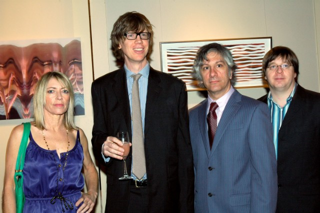 Sonic Youth Receives Artistic Achievement Award