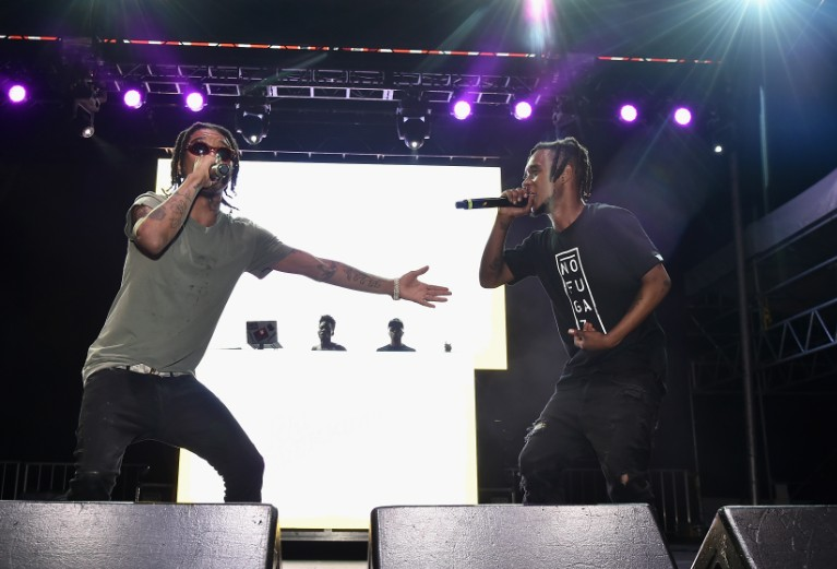 2016 Billboard Hot 100 Festival - Day 1