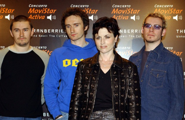 The Cranberries To Release Albums With Late Member, Dolores O'Riordan