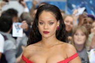 Rihanna Isn't Happy With Snapchat's Response to Ad Making Light of Her Domestic Violence