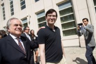 Martin Shkreli Is Finally Going Away (to Prison)