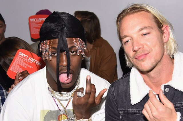 """1bb6317386 Diplo – """"Worry No More"""" ft. Santigold   Lil Yachty"""