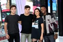 MTV TRL Press Junket