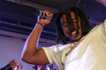 Mozzy In Concert - New York, NY