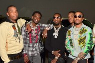 "Gucci Mane – ""Solitaire"" ft. Migos and Lil Yachty"