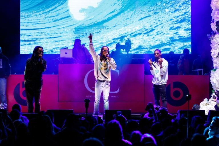 Capitol Music Group, Under Armour, and Finish Line present 'All-Star Weekend Kick-Off Party'