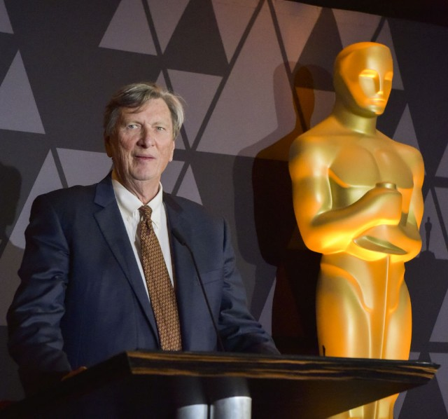 Academy of Motion Pictures chief accused of sexual misconduct