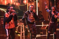 Watch Migos Perform &#8220;Narcos&#8221; and &#8220;Stir Fry&#8221; on <i>SNL</i>