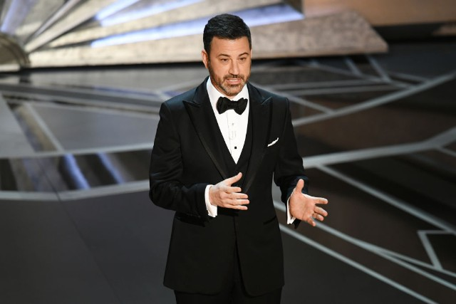 Oscars 2018: Host Jimmy Kimmel brilliantly addresses sexual harassment scandals