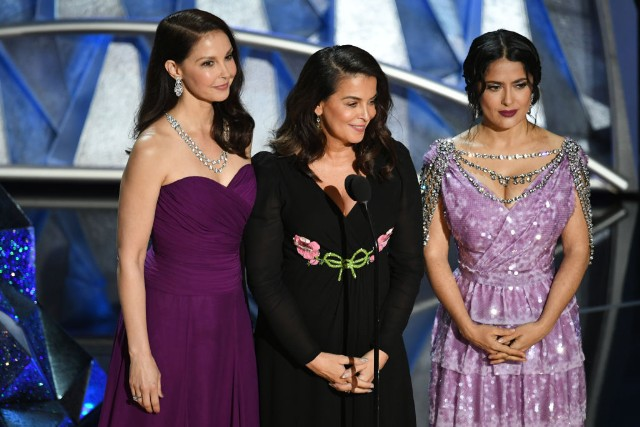 salma hayek ashley judd