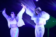 Watch Charli XCX Bring Out Carly Rae Jepsen Live in Los Angeles
