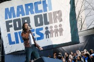 Watch Vic Mensa, Miley Cyrus, Lin Manuel-Miranda, and More Perform at the March for Our Lives Rally in Washington
