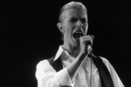 Three Rare David Bowie LPs Are Coming on Record Store Day