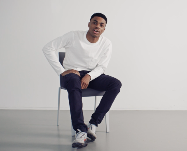 Vince Staples wants fans to fund his retirement