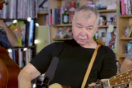 Watch John Prine's Charming Tiny Desk Concert