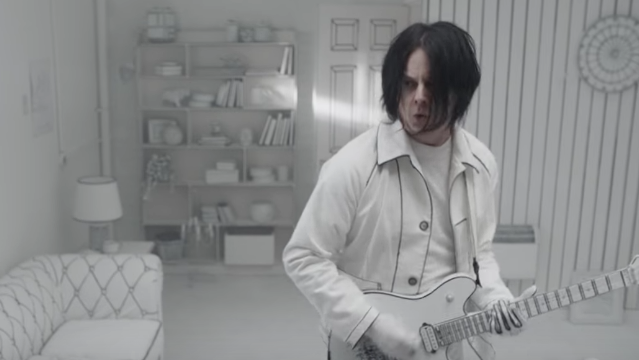 Video Jack White Over And Over And Over Spin