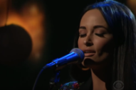 Watch Kacey Musgraves Perform &#8220;Slow Burn&#8221; on <i>Colbert</i>