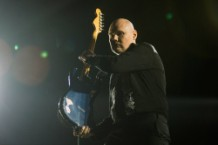 Billy Corgan Closes Tea Shop