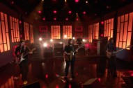 Watch the Breeders Perform &#8220;Wait in the Car&#8221; on <i>Conan</i>