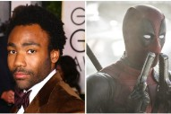 Donald Glover Says He Wasn&#8217;t &#8220;Too Busy&#8221; to Work on <i>Deadpool</i> Series, Shares Script