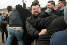 Matt Heimbach and Matthew Parrott Fall Out After Affair