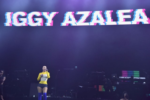 Iggy Azalea: Demi Lovato Inspired Me to Seek Help