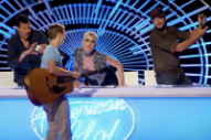 This Teen From <i>American Idol</i> Really Wishes Katy Perry Hadn't Kissed Him on the Lips Without Asking
