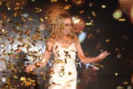 "Kylie Minogue – ""Stop Me From Falling"""