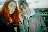 Let&#8217;s Eat Grandma Announce <i>I&#8217;m All Ears</i>, Release &#8220;Falling Into Me&#8221;