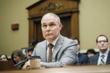 EPA Director's Security Detail Busts Down Pruitt's Door