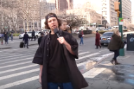 <i>SNL</i>'s Kyle Mooney Asks: Rock Or Rap?