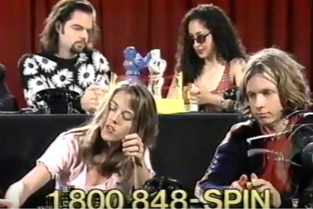 Spin Magazine Commercial from 1994