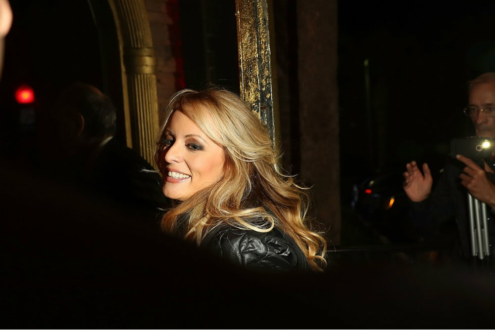 Stormy Daniels 60 Minutes Interview Set to Air
